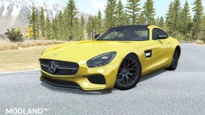 Mercedes-AMG GT Coupe (C190) 2014 [0.15.0], 1 photo